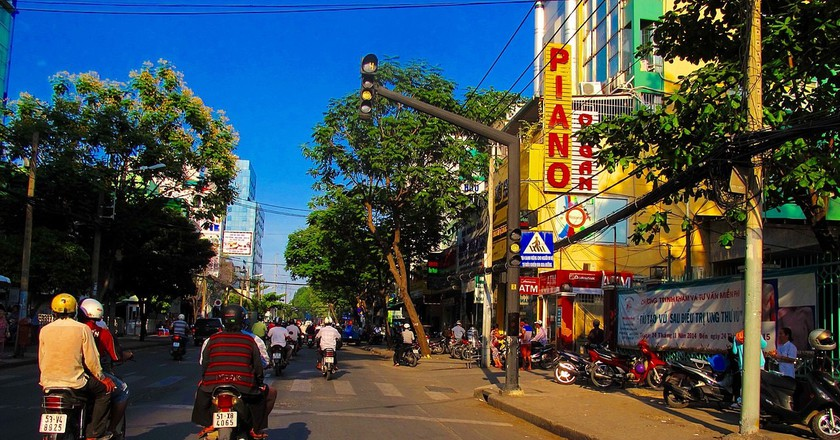 Typical street scene in District 3 | © trungydang/WikiCommons