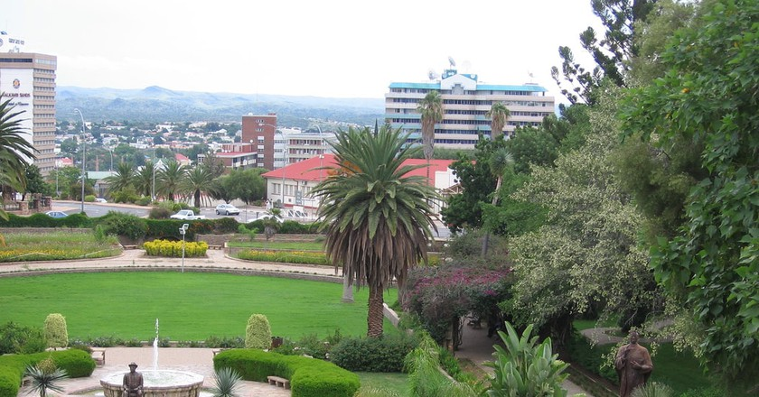 Windhoek | © Alexander Johmann / Flickr