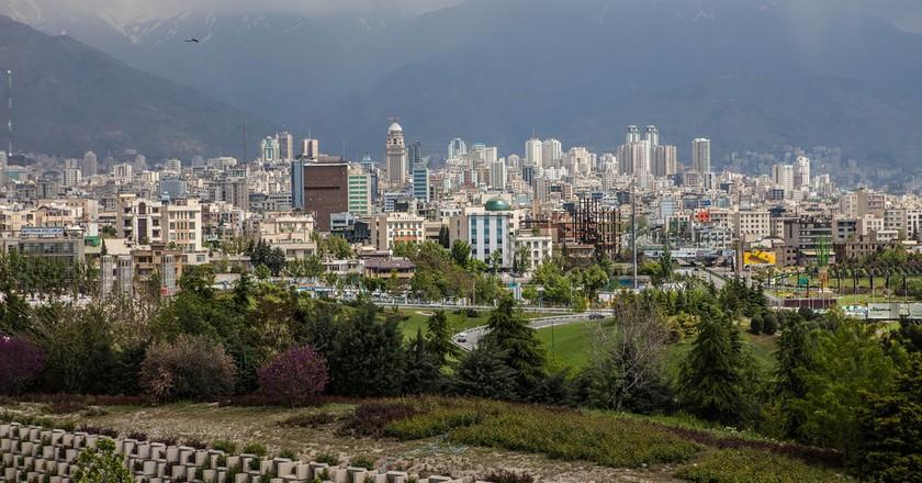 Tehran | © Ninara / Flickr