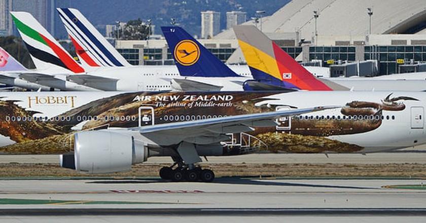 Air NZ Smaug | © Alan Wilson / Flickr