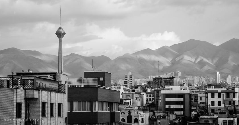 Tehran | © Julia Maudlin / Flickr
