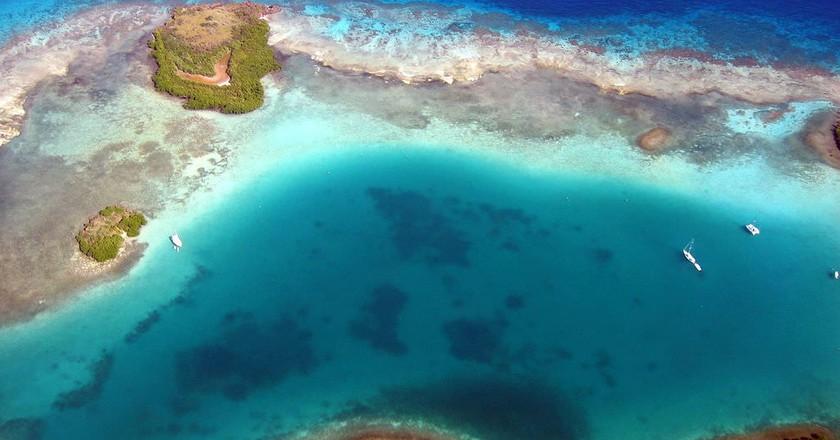 Arial view of Culebra | © Bryan Vincent/flickr