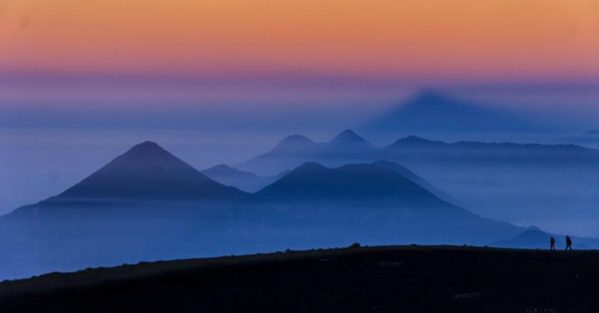 The view from Acatenango at dawn | © Pedro Santiago / Flickr