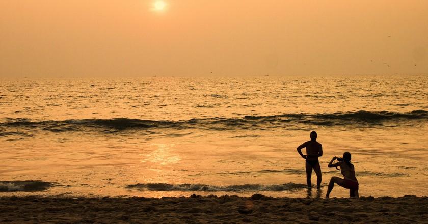 Sunset in Goa | © Ian D. Keating / Flickr