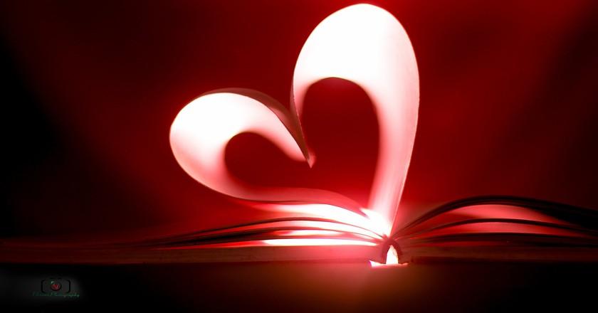 Happy Valentine's Day © Nissan Mahmud/Flickr