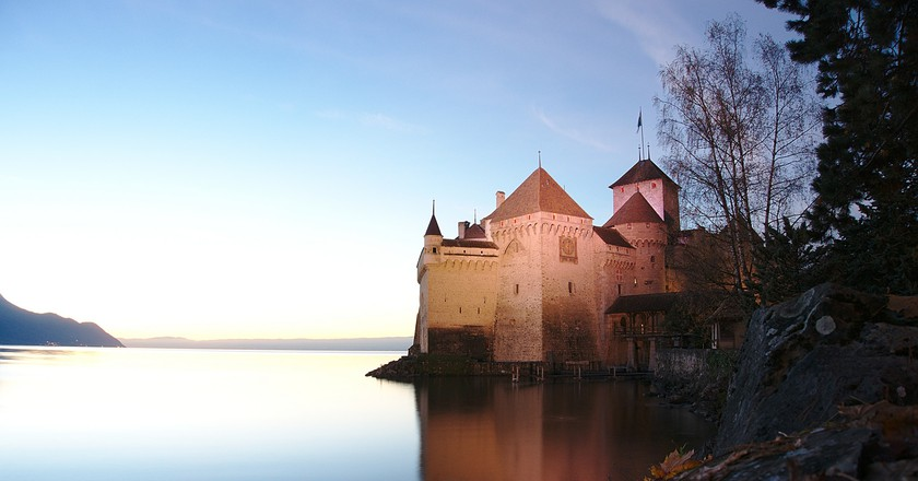 Chillon Castle, near Montreux | © Gervasio Varela / Flickr