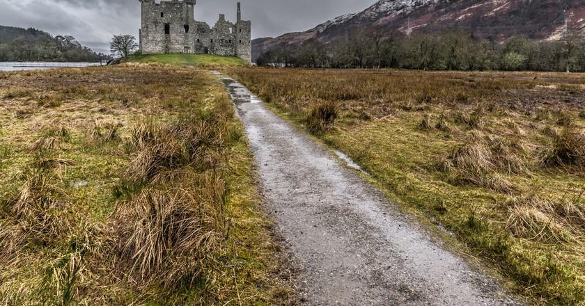 Kilchurn Castle | © Giuseppe Milo / Flickr