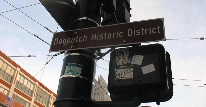 Here's Why Dogpatch is San Francisco's Coolest District