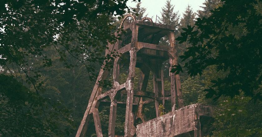 Morden Colliery Historic Provincial Park |© Sun Metron / Flickr