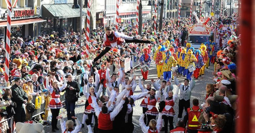 Cologne Carnival |© Festkomitee Kölner Karneval