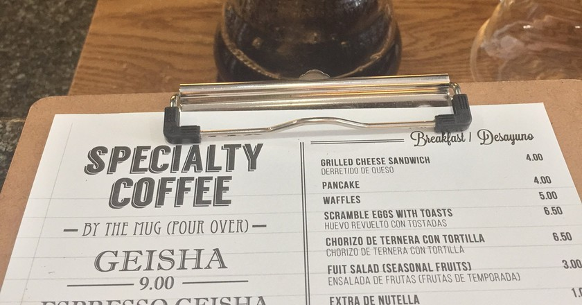 Geisha Coffee in Panama | ©  Brittney Schering
