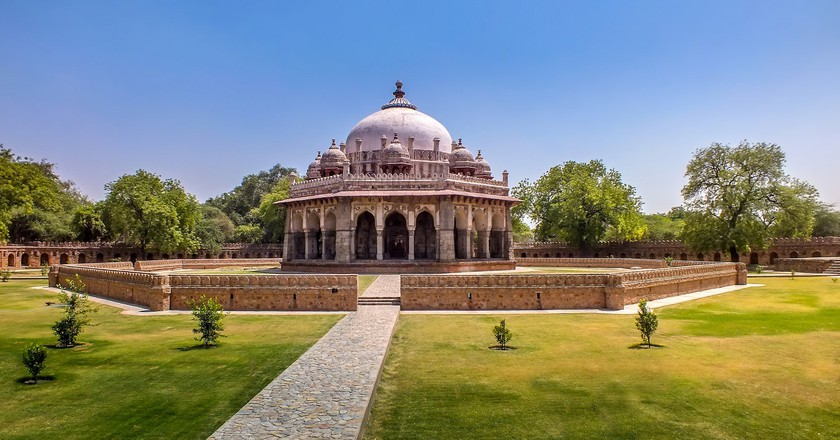 Isa Khan Niyazi Tomb, New Delhi | © PIVISO / Flickr