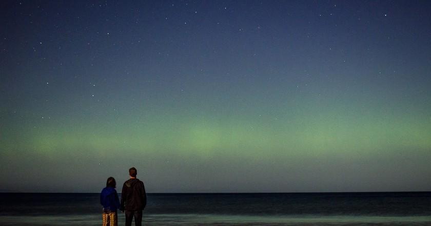 Southern Lights © Flickr / Dean Hughes