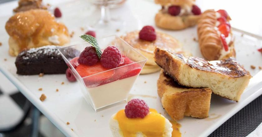Desserts | Courtesy of Le Warner Marrakech