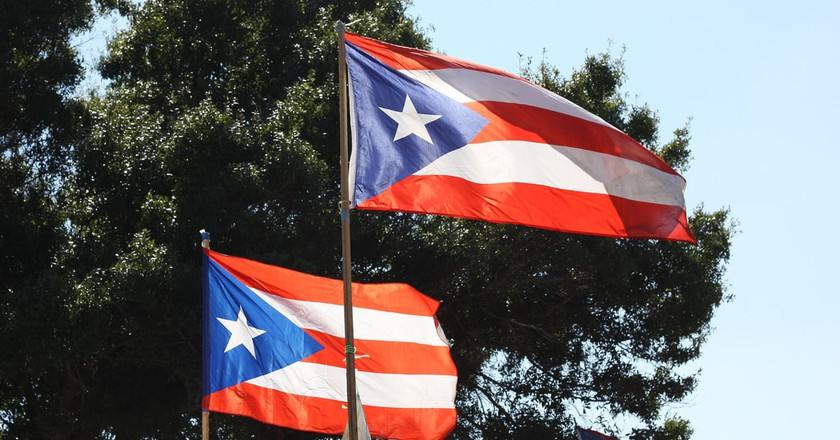 The Story Behind The Puerto Rican National Flag