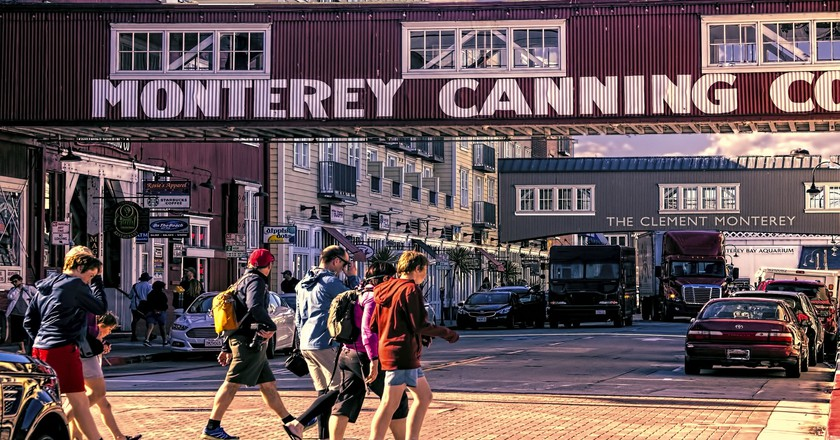 Monterey's Cannery Row | © bluesbby/Flickr