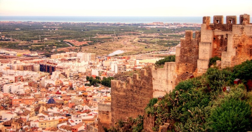 Sagunto castle, Spain I © Juan J. Martinez / Flickr