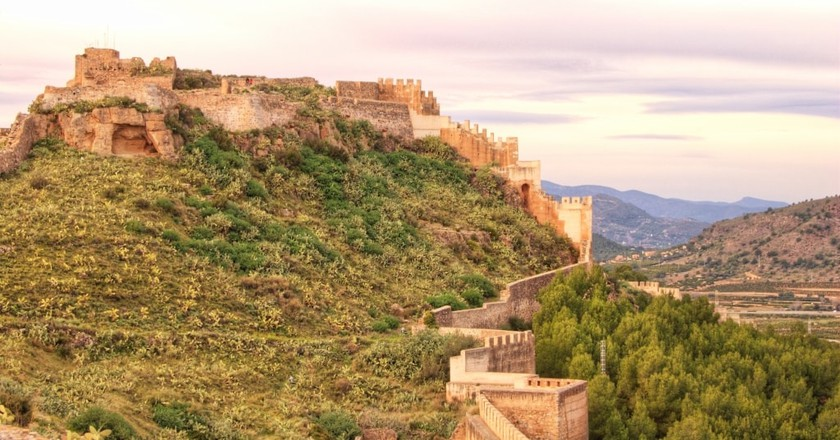 The castle of Sagunto, Spain | © Juan J. Martínez/Flickr