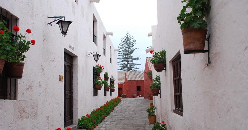 Santa Catalina Monastery | © Ivan Mlinaric/Flickr