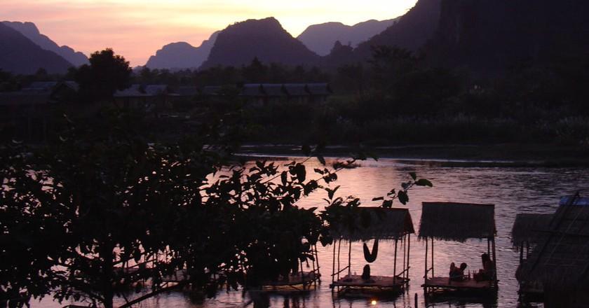 Vang Vieng | © Amanderson2/Flickr