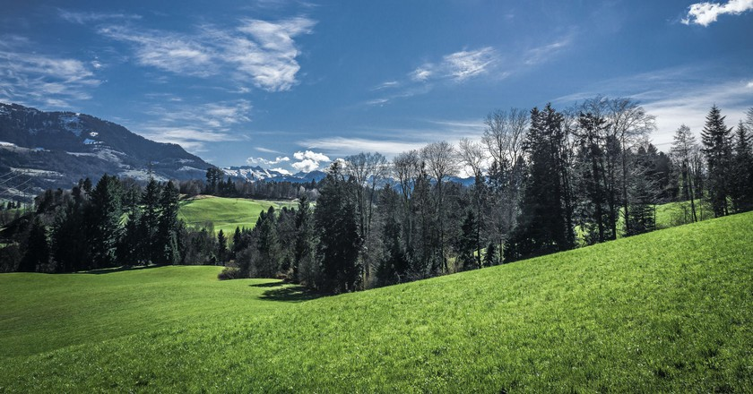 Switzerland in early spring | © Christian Scheidegger / Flickr