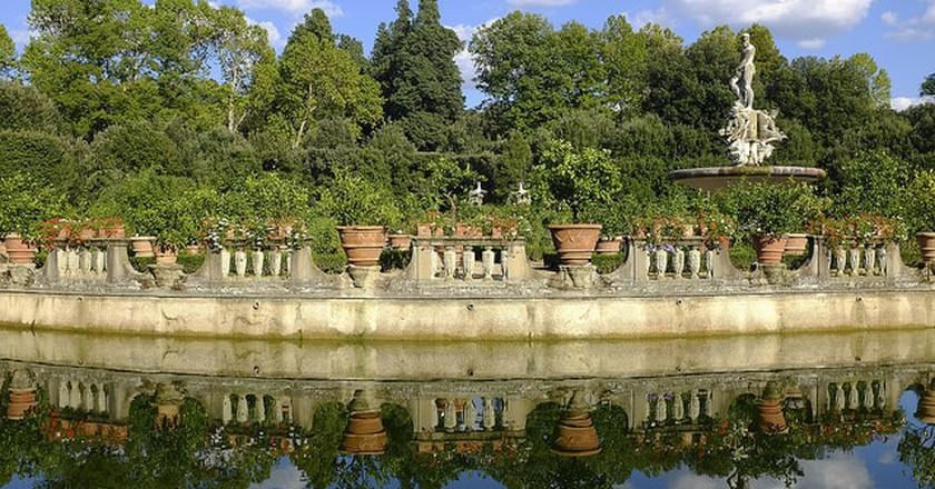 Boboli Gardens ©Sebastian.gone.archi/Flickr