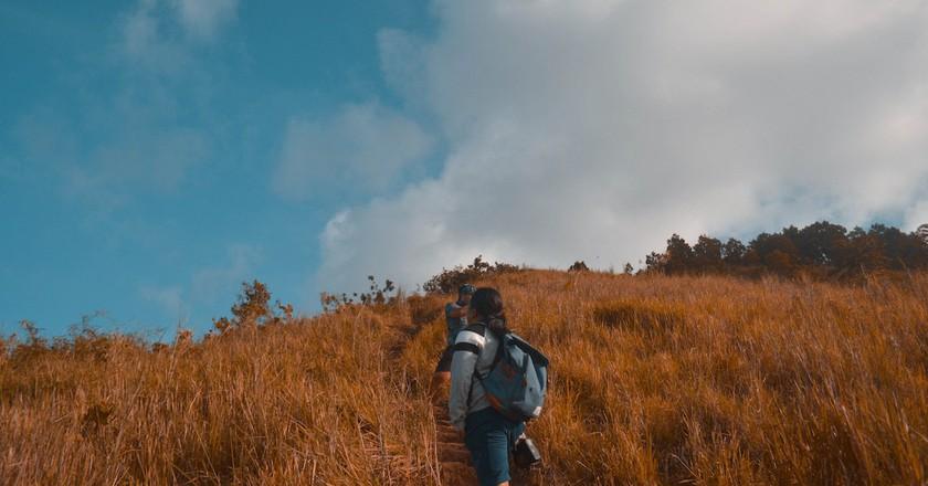 Trekking to Mayana Peak | © Jill Silva / Flickr