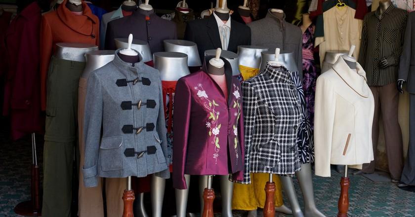 Hanoi Tailor Shop   © Caitlin Childs/Flickr