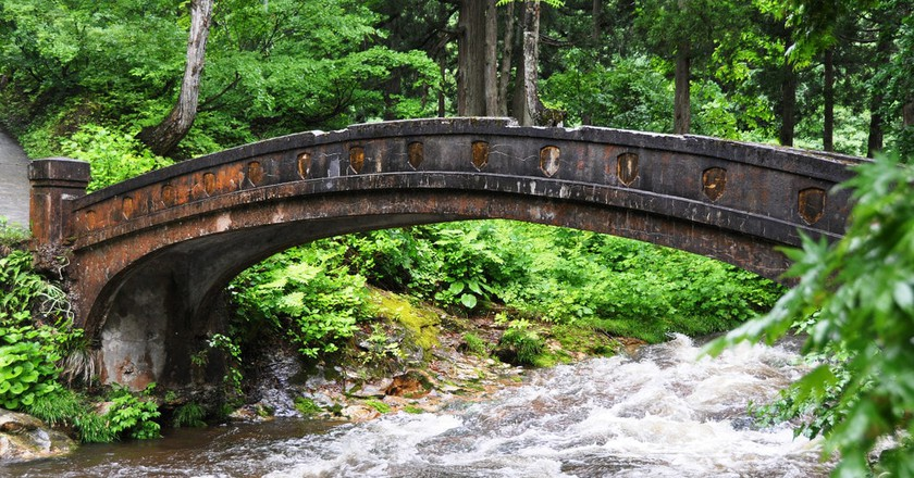 Ginzan Onsen, one of the destinations that can be reached by Yamagata Shinkansen | © kanegen / Flickr