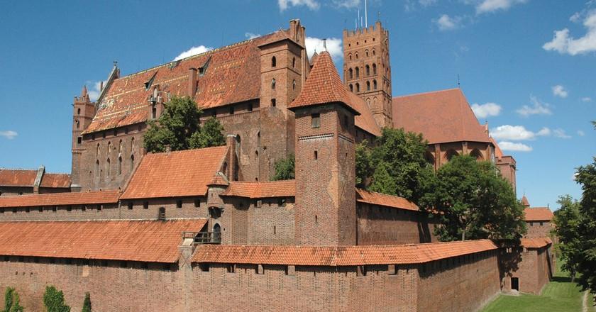 Malbork Castle   © Don Cameron / Flickr