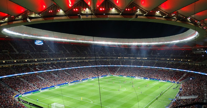 How to Attend an Atlético Madrid Match