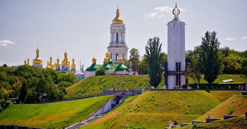 Kiev, Ukraine   © Oleksii Leonov / Flickr