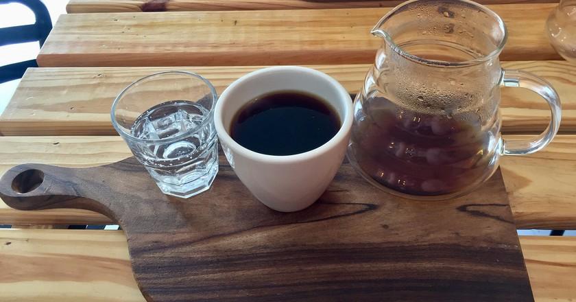 Panamanian coffee | ©  Brittney Schering