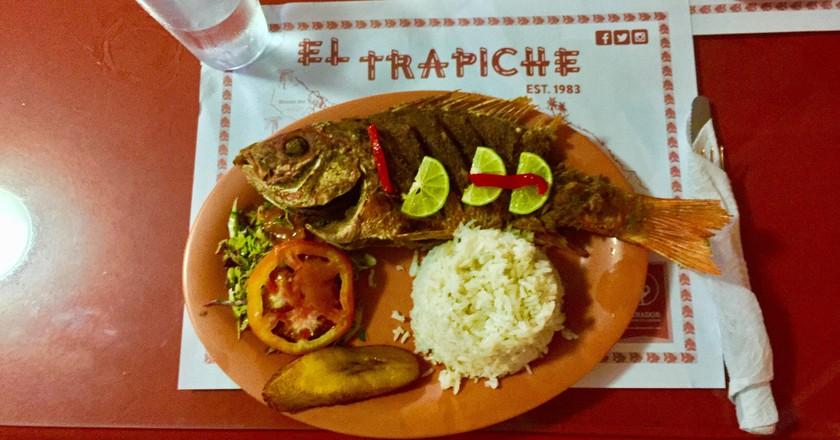 Trapiche in Panama City   © Brittney Schering