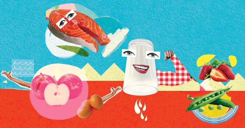 Illustrations for the Portuguese magazine Visão Júnior |©Margarida Girão