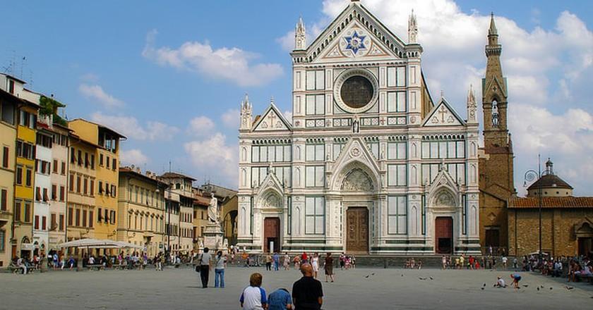 Santa Croce|©Riccardo Cuppini/Flickr