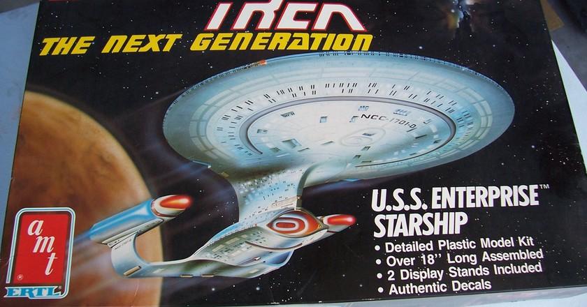 """""""Star Trek"""" is loved across the world   ©Stefan Groves/Flickr"""