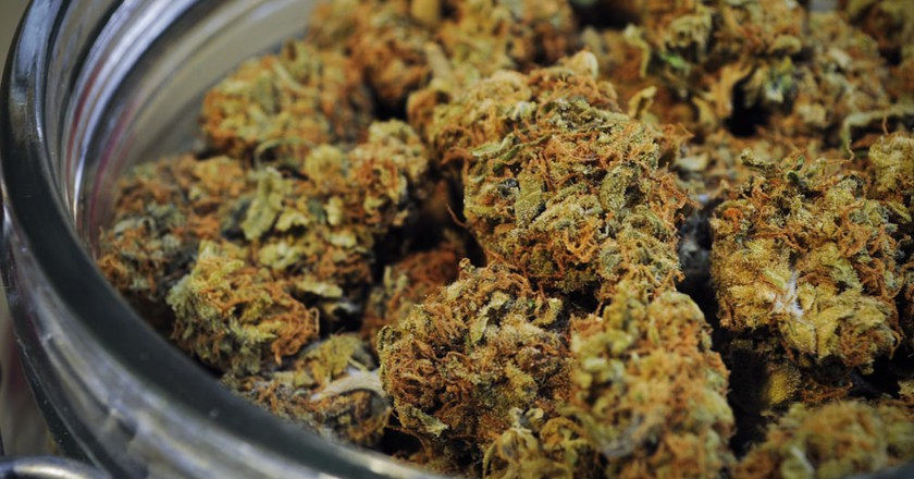 Marijuana buds   © Dank Depot / Flickr