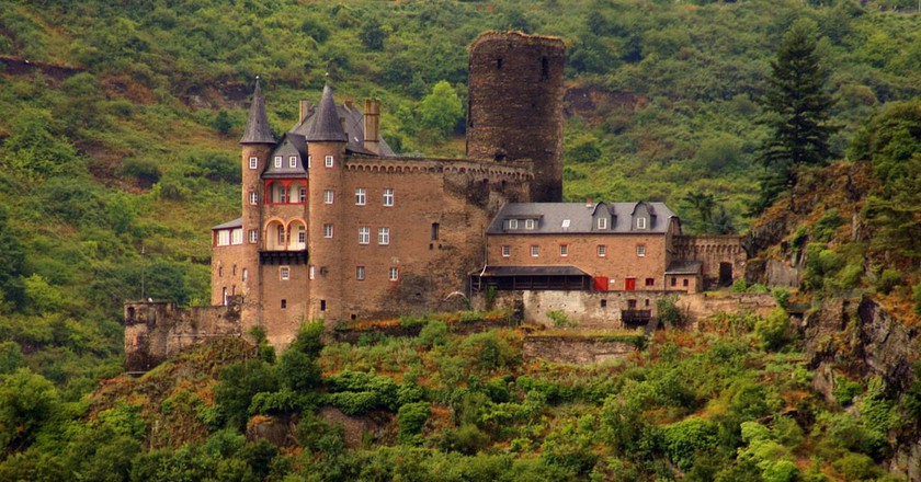 Castle Katz | © Glen Scarborough / Flickr