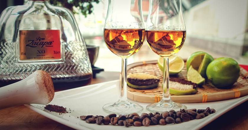 Ron Zacapa XO, Guatemala's famous rum | © Asian Brasserie/Flickr