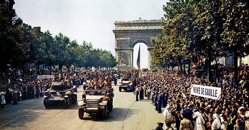 Retrace Paris During the Occupation and Liberation at These Sites