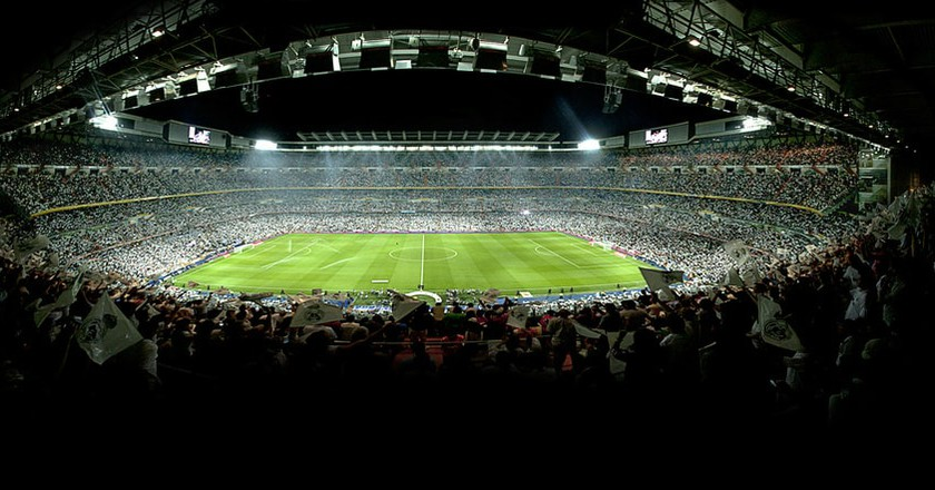 Santiago Bernabéu stadium | © Cisco Systems GmbH/Flickr
