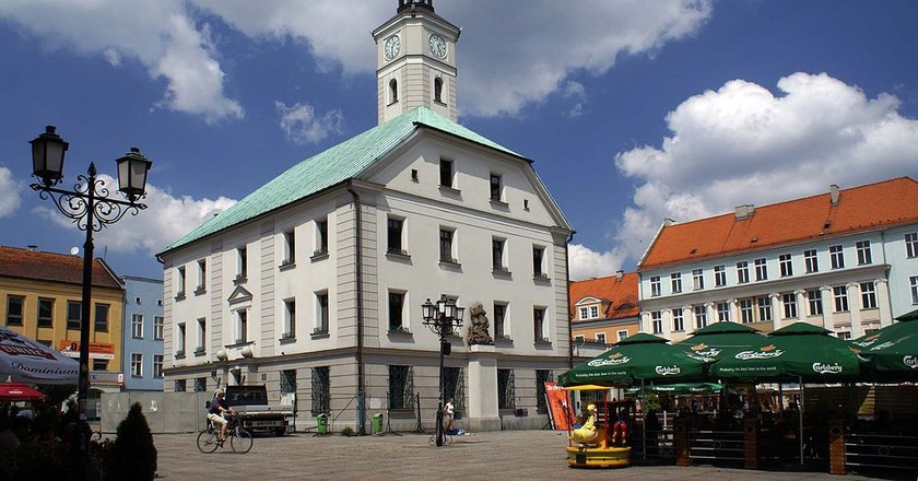 Gliwice | © Barbara Maliszewska / WikiCommons