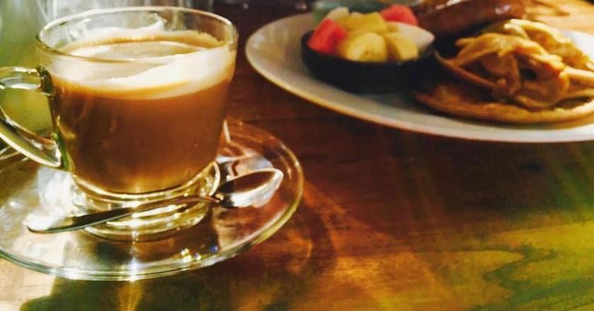 Breakfast in Beijing | Courtesy of Zhongxia Tan