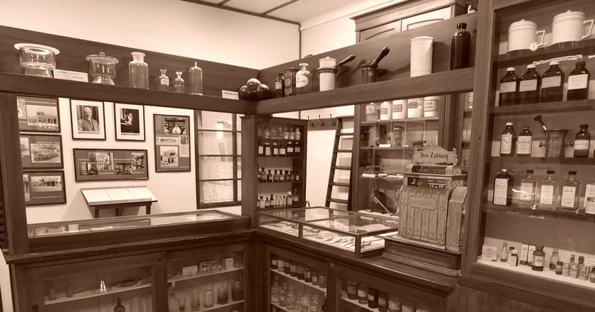 Swakopmund Museum display | © Tee La Rosa / Flickr
