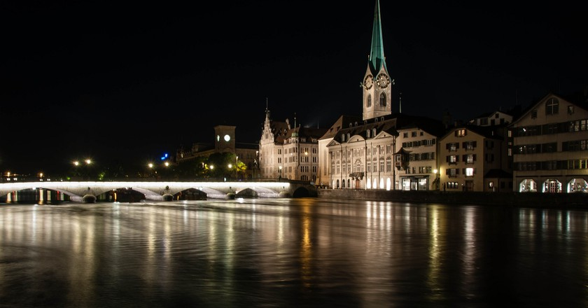 Discover Zurich on a layover   © Kamil Porembiński/ Flickr