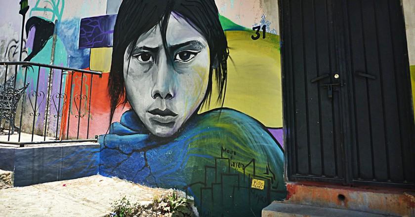Street Art San Cristobal │© Jesús Dehesa / flickr
