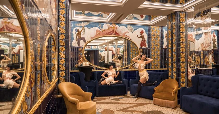 Aux Belles Poules in Paris | Courtesy of Aux Belles Poules in Paris
