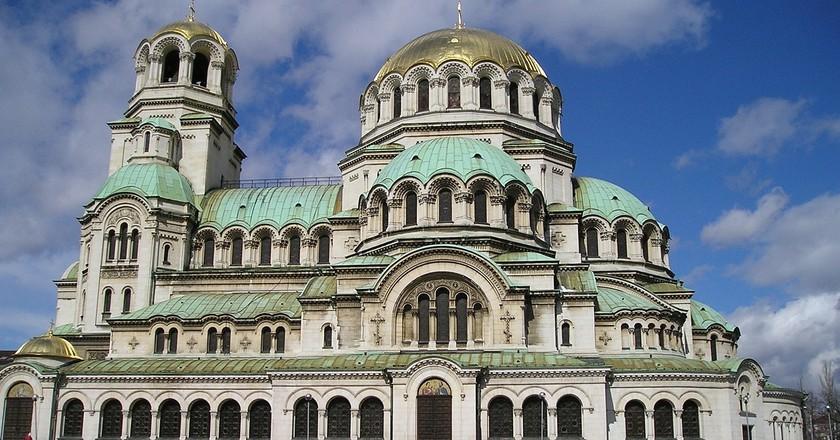 St Alexander Nevsky Cathedral | © Smarkov2 / Pixabay