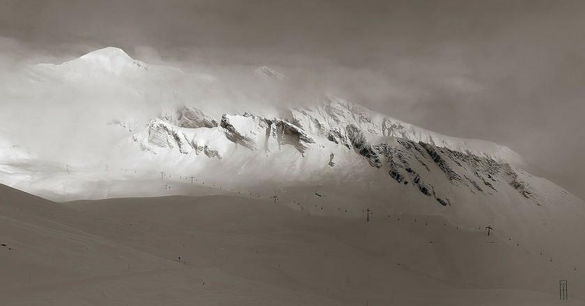 Alpine mountains | © LoboStudioHamburg / Pixabay